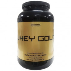 Ultimate Nutrition Whey Gold 908 гр.