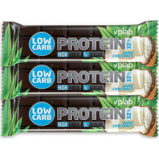 VPLAB Low Carb Protein Bar 35 г