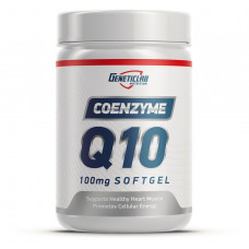 Geneticlab Nutrition CoQ10 100мг 60 капсул