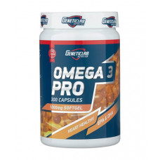 Geneticlab Nutrition OMEGA-3 PRO 1000 300 капсул