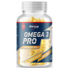 Geneticlab Nutrition OMEGA-3 PRO 1000 90 капсул