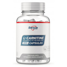Geneticlab Nutrition Carnitine 60 капсул