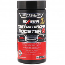 SixStar ProNutrition Testosterone Booster 60 капсул