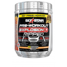 SixStar ProNutrition Pre-Workout Explosion Ripped 185 г