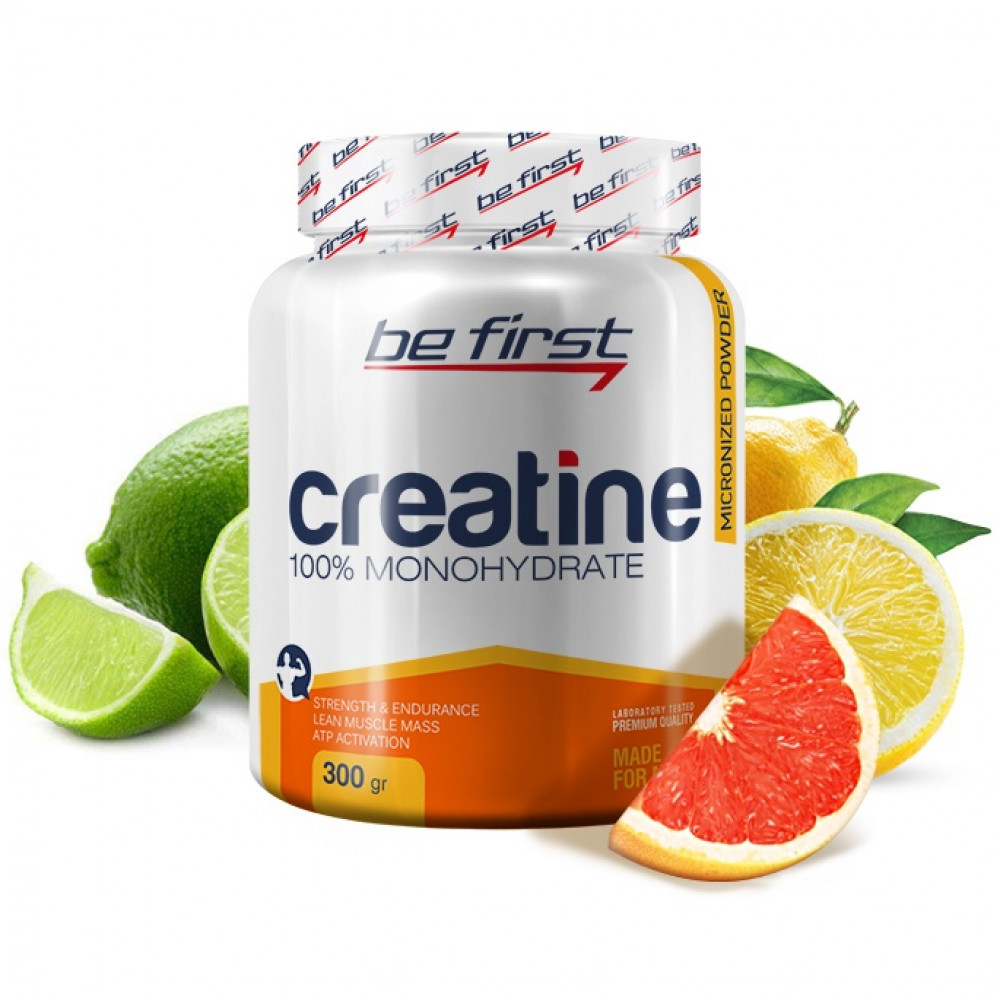 Be First Creatine powder 300 гр