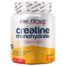 Be First Creatine Monohydrate Capsules 350 капсул