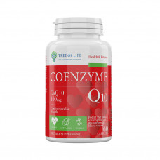 Life COENZYME Q10 60 капсул