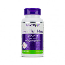 NaturalSupp Skin Hair Nails w/Lutein 60 капсул