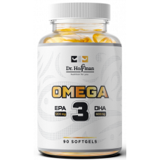 Dr.Hoffman Omega-3 65% 90 капсул