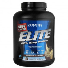Dymatize Nutrition Elite Whey 2270 гр.
