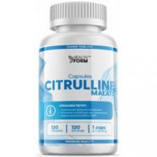 Health Form Citrulline 120 капсул