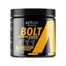 ACTION NUTRITION Bolt Extreme Energy 232 гр