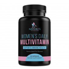 Nature's Nutrition Women's Daily Multivitamin 60 капсул