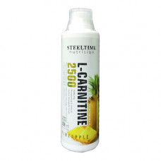 SteelTime Nutrition L-Carnitine 2500 concentrate 1000 мл.